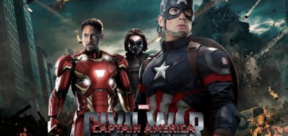 Capitão América: Guerra Civil (Fonte: http://deltanerds.com/tag/vingadores/)
