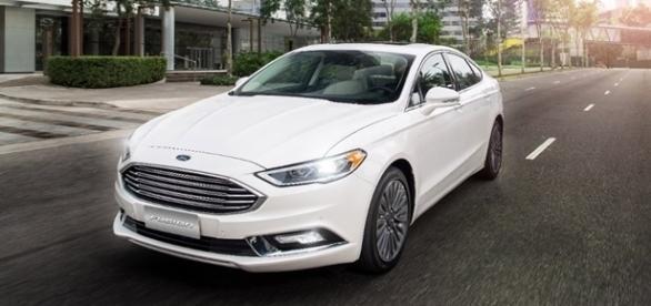 Ford Fusion traz novidades na linha 2017