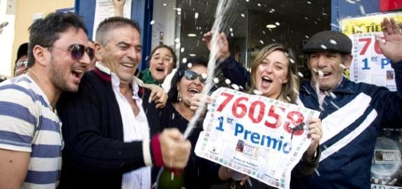 Foto di repertorio Lotteria di Natale spagnola (Foto: RTVE.es)