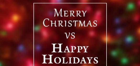 Merry Christmas vs Happy Holidays - Photo: Blasting News Library - schifinolee.com