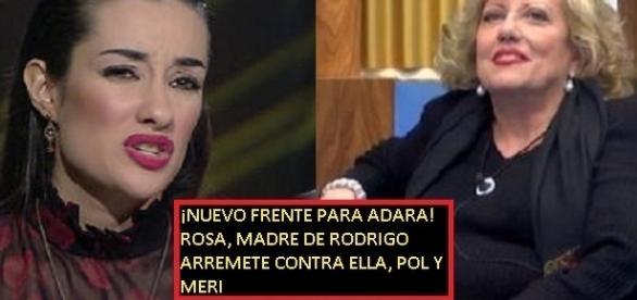 Rosa ha emitido un comunicado en que se descarga contra Adara. Pol y Meri. Todo en la noticia