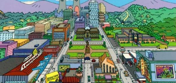 ¿Sabes donde está Springfield?