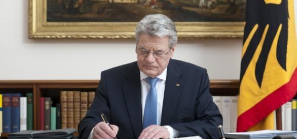 Zeigt Stärke und Führungskraft in der Krise: Der Bundespräsident. (Fotoverantw./URG Suisse: Blasting.News Archiv)