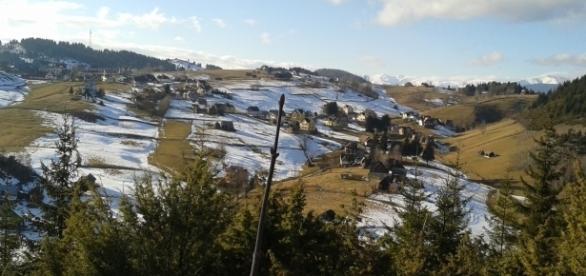 aşezare montană românească cu o străveche atestare