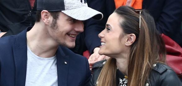 C'est la rupture entre Capucine Anav et Louis Sarkozy !