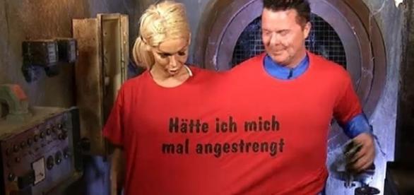 (c) Screenshot bild.de - Edona bei Promi Big Brother