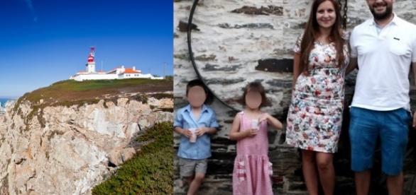 Casal morre após cair de penhasco em Portugal