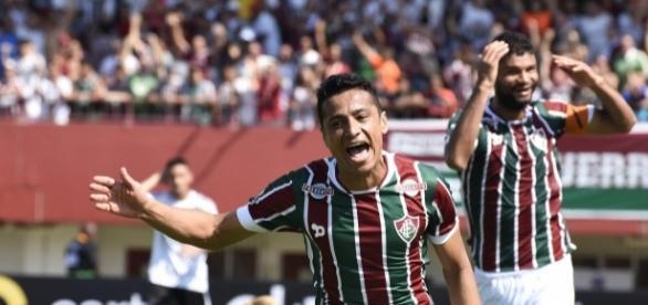 Cícero segue sendo cobiçado por equipes do futebol brasileiro (Foto: Arquivo)