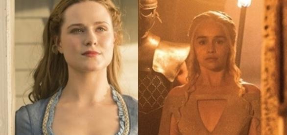 Dolores e Daenerys têm em comum o espírito de liderança