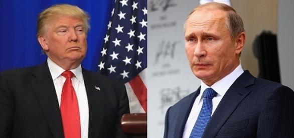 Donald Trump e Vladimir Putin, Presidenti di USA e Russia
