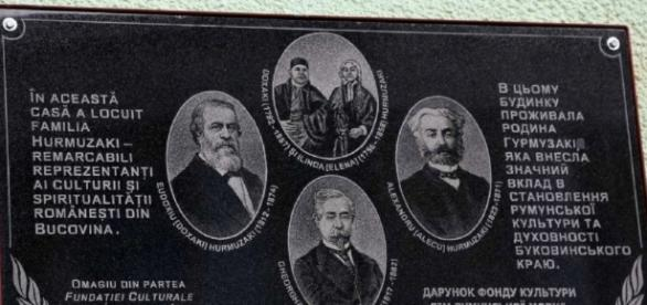 Doxachi Hurmuzachi a rămas şi supus moldovenesc