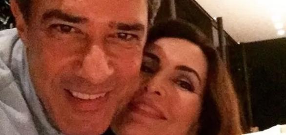 Fátima Bernardes e William Bonner anunciam o fim do casamento de ... - papelpop.com