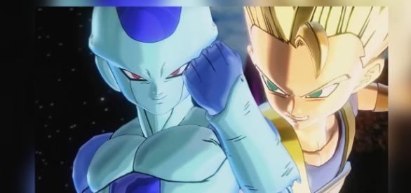 Kyabe y Frost, nuevos personajes que vendrán en la actualización.