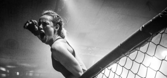 Paolla Oliveira será uma policial que quer tornar-se lutadora de MMA (Foto: Fábio Rocha/Rede Globo)