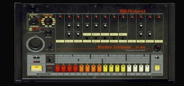 Solo se produjeron 12.000 modelos de la TR-808.