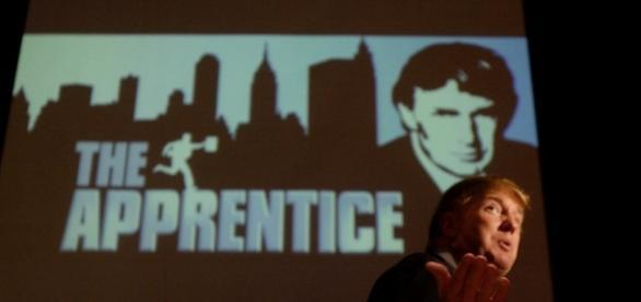 'The Apprentice' turned Donald Trump into a reality tv star/Photo via washingtonpost.com