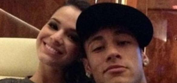 Bruna Marquezine e Neymar voltaram a namorar