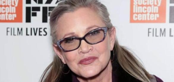 Carrie Fisher in intensive care after heart attack - Photo: Blasting News Library - nbcnews.com