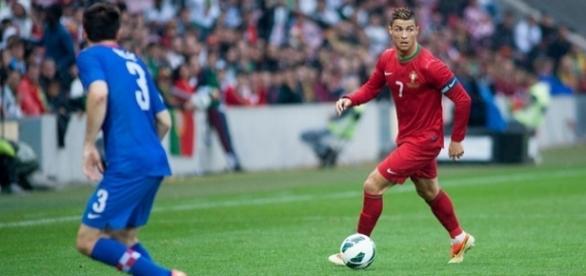 Cristiano Ronaldo. Picture by Fanny Schertzer (Creative Commons)
