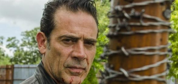 Negan com Lucille em The Walking Dead