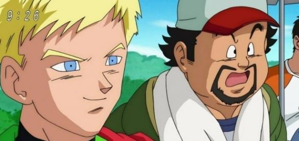 Imagen procedente del avance del capítulo 73 de Dragon Ball Super. El gran saiyaman.