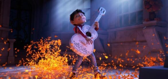 Miguel, protagonista de 'Coco' lo nuevo de Pixar