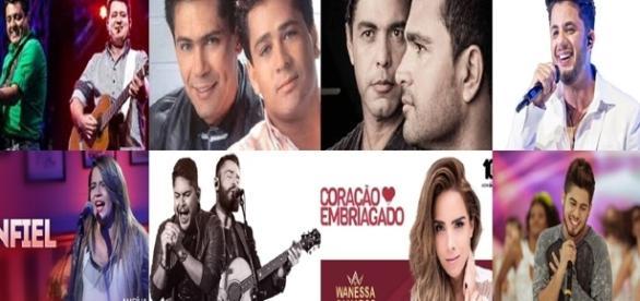 Os maiores sucessos da música sertaneja vêm de Goiás