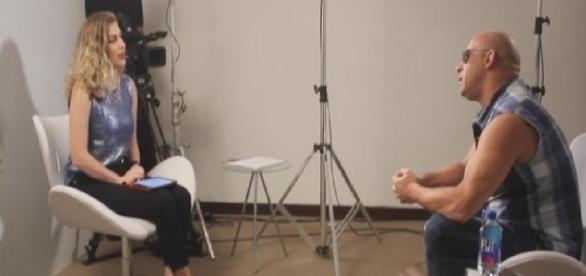 Vin Diesel publica entrevista completa