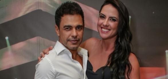 Graciele afirmou que Zilu tinha conhecimento do relacionamento dela com Zezé