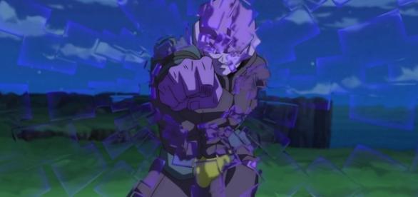 Hit en el ultimo episodio de la serie