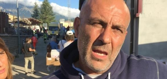 Il M5S accoglie l'invito di Sergio Pirozzi ai politici di andare tra la gente di Amatrice