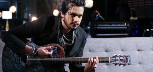 Luan Santana vai comandar um programa ao vivo no Multishow