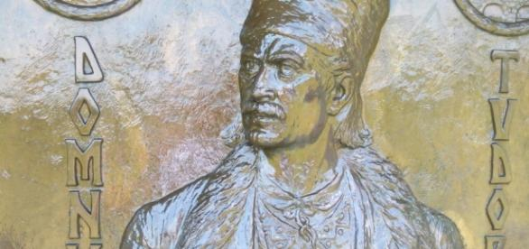 Monumentul de la Padeș dedicat lui...