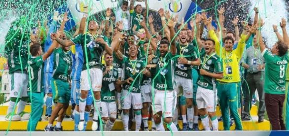 Palmeiras, atual campeão brasileirodeve perder atletas para a temporada 2017