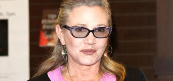 Star Wars' Carrie Fisher reportedly suffers 'massive heart attack ... - digitalspy.com