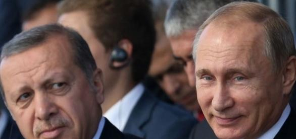 Turkey and Russia call out US - The Tap Blog - tapnewswire.com