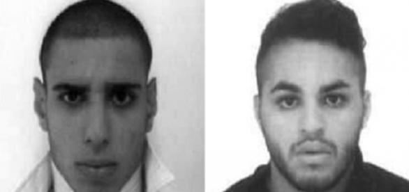 Alípio e Ricardo matarm o ambulante dentro da estação (Foto: Divulgação/PC-SP)