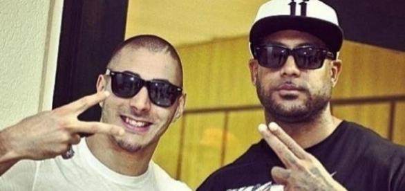 Booba encense Benzema après son match | melty - melty.fr