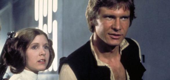 Carrie Fisher faleceu nessa terça-feira, 27 de dezembro.