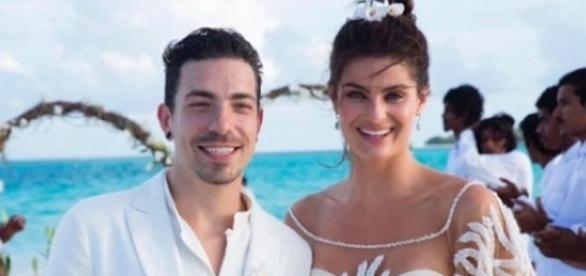 Casais de famosos que adoram aparecer. Foto repodrução internet.