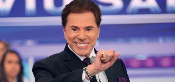 Foto privada de Silvio Santos foi vazada