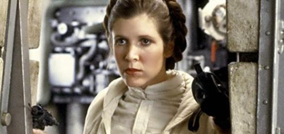Morre Princesa Leia de 'Stars Wars'