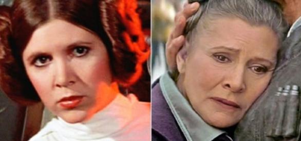 Órfãos de sua estrela maior, fãs da saga Star Wars expressam sentimento de luto nas redes sociais