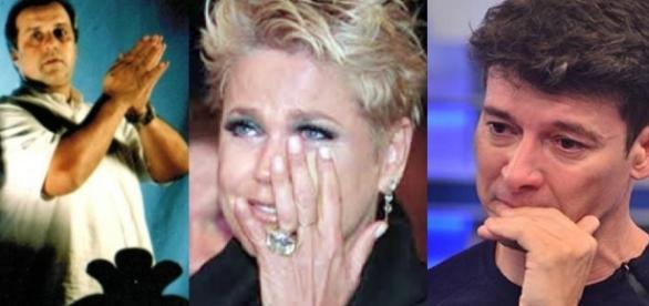 Pau de Santo anuncia o fim de Xuxa - Google
