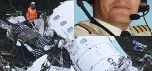 Piloto poderia salva vidas, mas não o fez