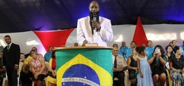 Profeta diz que Brasil é pecador