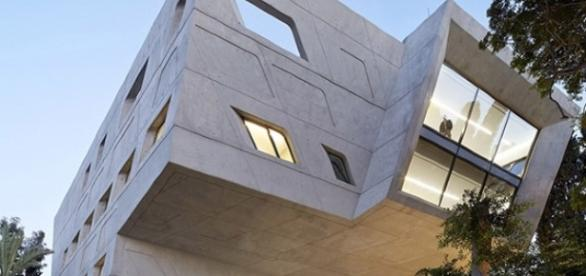 Zaha Hadid's American University of Beirut FAIR USE Archdaily.com Creative Comons
