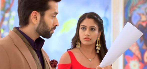 Annika and Shivaye divorce in Star Plus Ishqbaaz (Youtube screen grab)