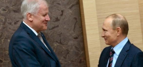 Bayern macht traditionell gerne eigene Außenpolitik. (Photo by courtesy of kremlin.ru)