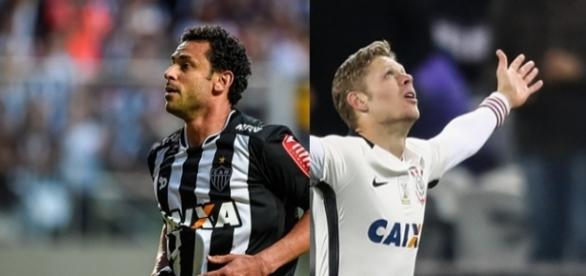Em 2017, Fred pode atuar pelo Corinthians e Marlone pelo Atlético-MG